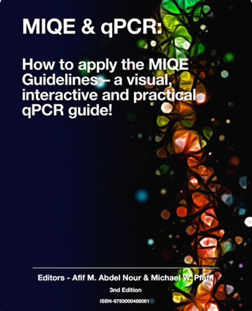 MIQE qPCR iBook 3rd edition cover                               page
